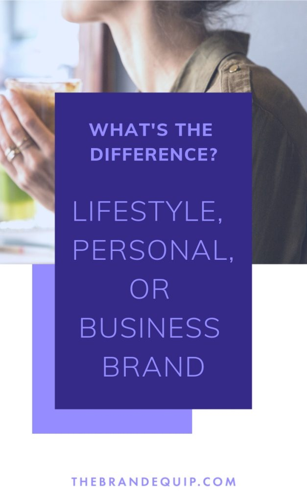 Knowledge is power. Do you know what type of brand you should be using for your small business brand? In today's article I'll not only explain your options, but share with you a few key defining factors so you can make an informed decision. #brandclarity #brandstrategy