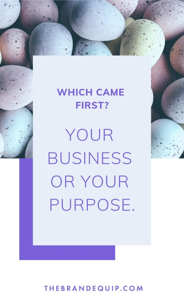 In this article for entrepreneurs I identify the difference between a brand purpose and a dream.