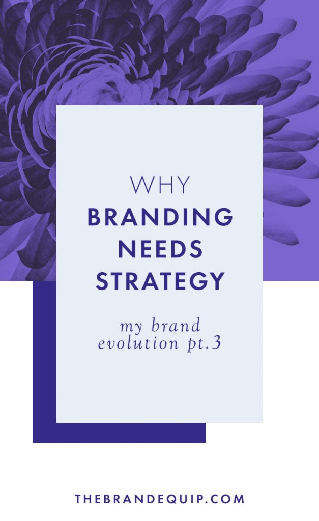 This article is the final in a series following the rebrand launch of Brandequip Designs. It focuses on how important developing a brand strategy before a brand identity is because that was the basis of the rebrand: focus on the brand strategy, the brand message and design would follow. #brandstrategy #branddesign