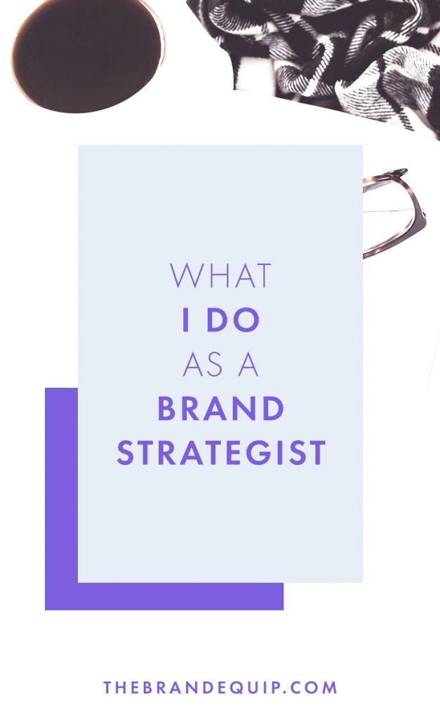 The secret to powerful brand designs is in developing a strong, purpose-based brand strategy first. In this article I share what I really do for entrepreneurs when we start with a brand strategy and how that affects the brand identity as a whole. Click through to get my guide on building powerful brands. #brandstrategy #branddesign #brandidentity