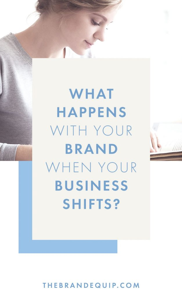 As you grow as an entrepreneur your business will evolve and your brand needs to too. The key to maintain brand alignment is frequent brand audits which will help you refocus your brand identity and message with what you're doing now. This is the secret to building a strong brand: vigilant brand management.
